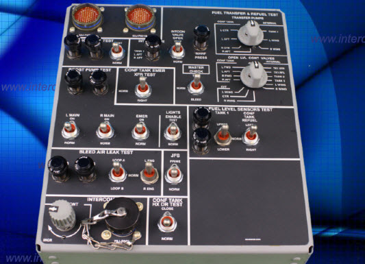 ground support equipment manufacturers interconnect wiring
