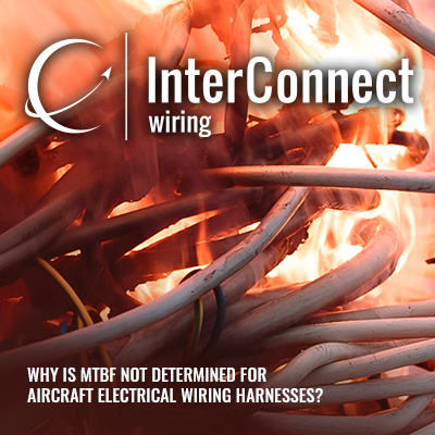 mtbf  determined  aircraft electrical wiring