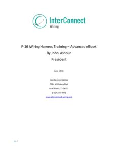 F-16-Wiring-Harness-Training-Advanced-eBook-2018-June-Rev-03.docx-pdf-232x300