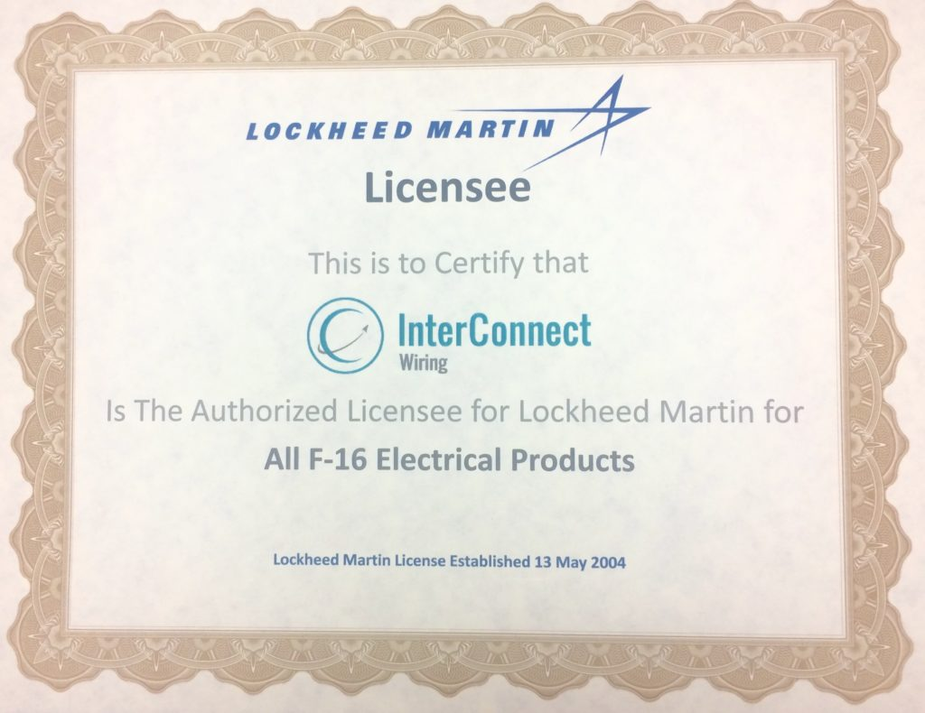 interconnect wiring signs distribution agreements with six