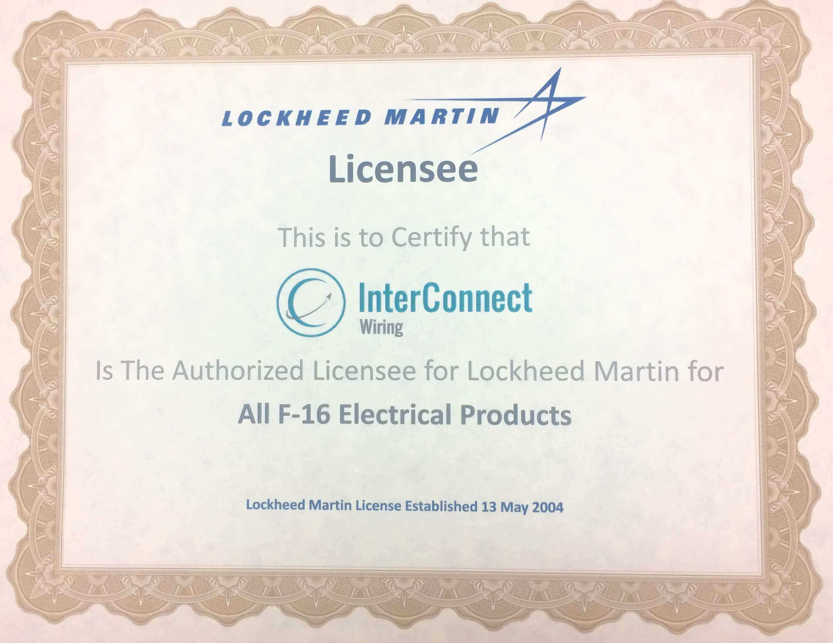 Aircraft Wiring Harnesses Quote Request A Interconnect Aerospace Electrical Wire Harness Libraryinterconnect Signs Distribution Agreements With Six