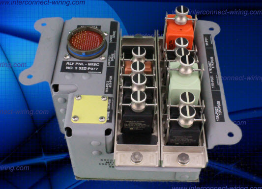 aerospace-wiring-products--relay-panels